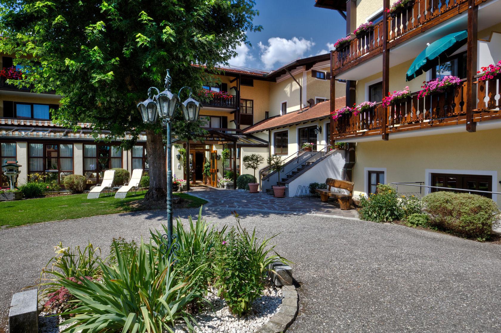 Gräfliches Hotel Alte Post in Bad Birnbach in Bayern ...