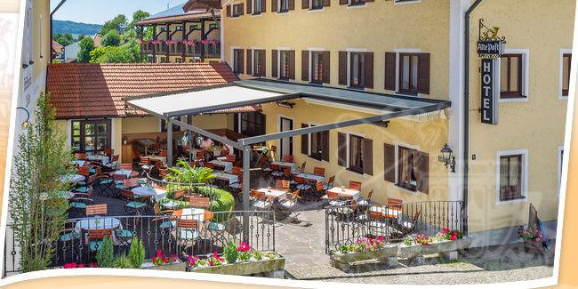 Anreise Gr 228 Fliches Hotel Alte Post In Bad Birnbach Rottal